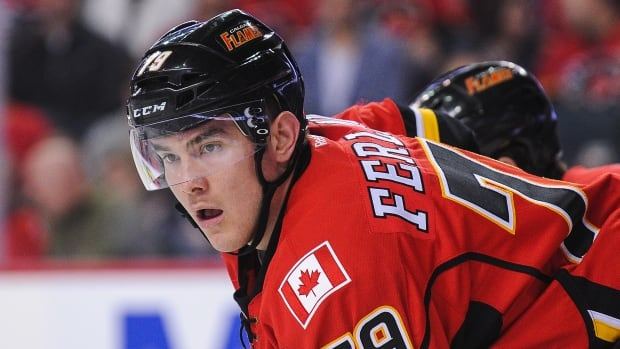 Calgary Flames forward Micheal Ferland has signed a new two-year deal worth $3.5 million US.