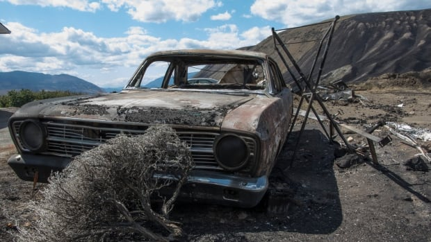 ICBC says it has received 124 damage claims so far related to extreme heat and smoke damage from the 2017 B.C. wildfires.