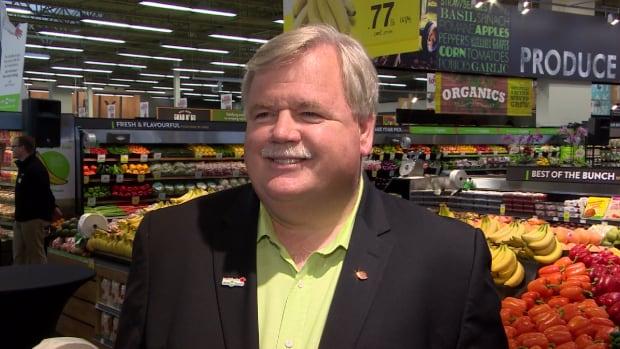 Darrell Jones Save-On-Foods president
