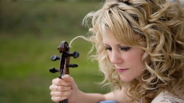 Natalie MacMaster performs with Symphony Nova Scotia and the Elmer Iseler Singers on Saturday, July 29.