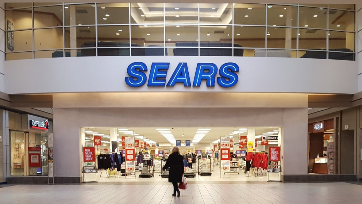 Sears canada liquidation sales given ok to start friday for Centre liquidation meuble montreal