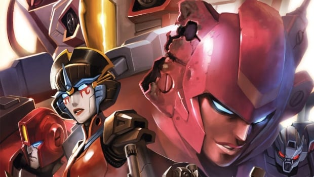 IDW Publishing's Transformers comics have reimagined fan-favourite characters and introduced many new ones to wide critical acclaim.