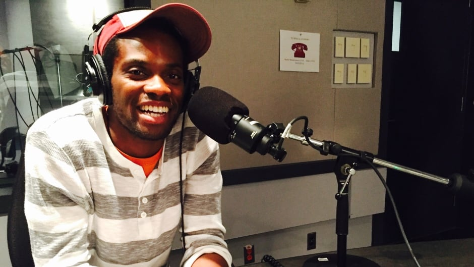 Guest host Anthony Morgan sits in for Bob McDonald this week.
