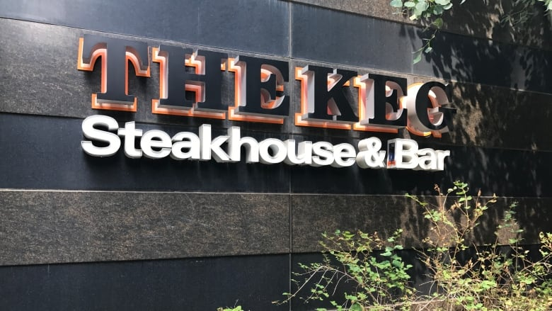 Calgary 6155 The Keg Steakhouse & Bar restaurant bar pub downtown office economy economics