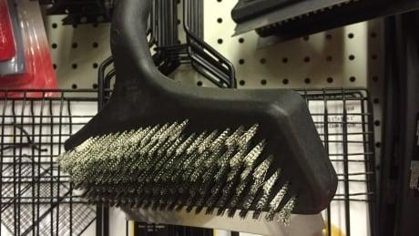 wire bristle brush