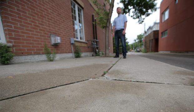 Toronto Danforth land dispute