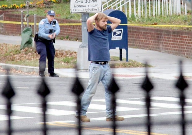 Gunman in Pizzagate conspiracy