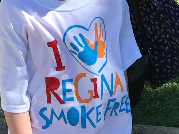 smoke free shirt