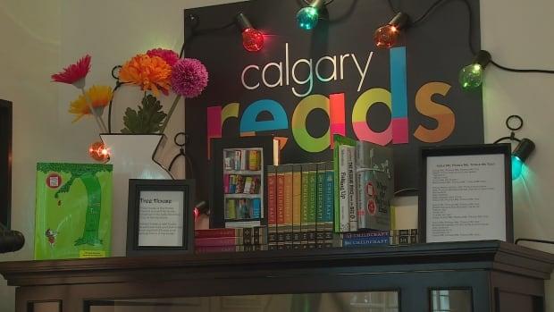 Calgary reading house