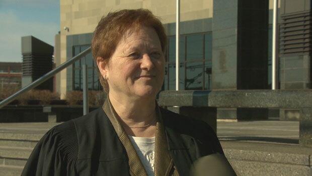 Johanne-Marguerite Landry, Moncton lawyer