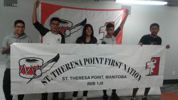 St. Theresa Point, a northern Manitoba community accessible only by air for most of the year, is sending five athletes to the 2017 North American Indigenous Games.