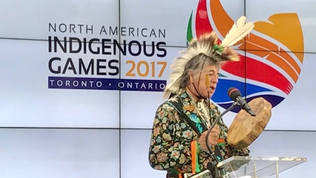 The North American Indigenous Games get started with the opening ceremony on Sunday night in Toronto.