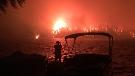 loon lake bc wildfires