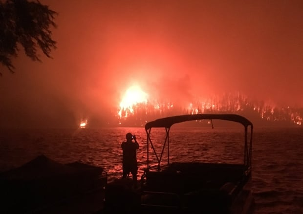 loon lake bc wildfires