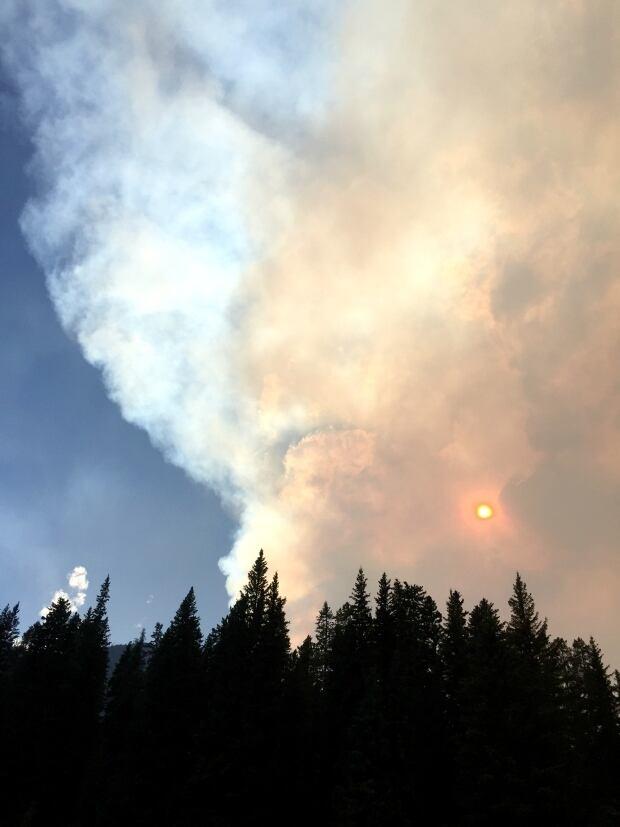 Banff fire