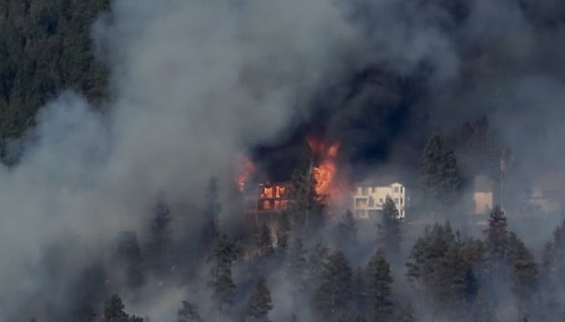 Lake County fire