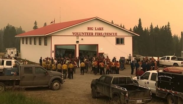 BIG LAKE VOLUNTEER FIRE DEPARTMENT