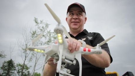 Ian Avery president of the Nova Scotia Federation of Anglers and Hunters