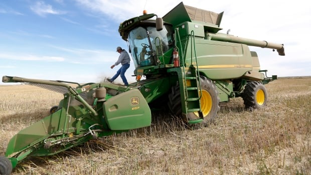 Most livestock producers say they will have adequate feed going into the winter but southern producers may face a shortage due to wildfires in that part of the province.