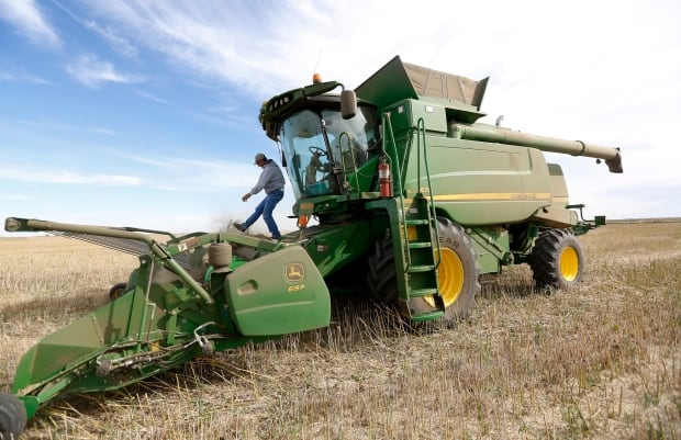 Family farming farm farmer Canada