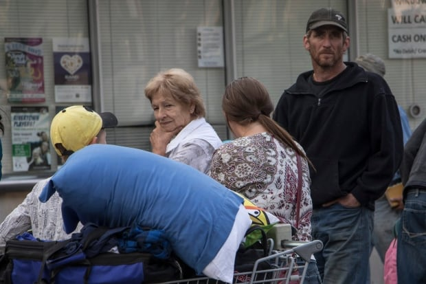 Williams Lake evacuees Kamloops