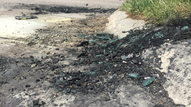 4 injured after bomb explodes in truck in Winnipeg