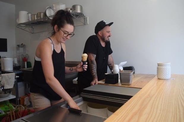 Fable Ice Cream Saskatoon
