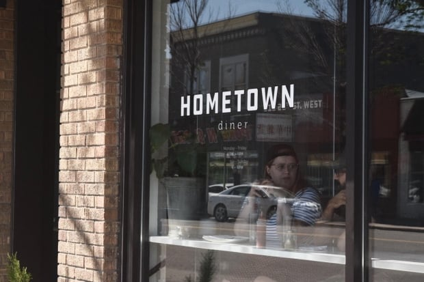 Hometown Diner Saskatoon