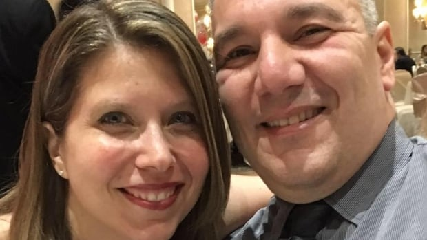 Friends and colleagues say Toronto paramedic George Eliadis and his partner Shari Keyes-Williams were killed when a vehicle hit a group of motorcyclists in Haliburton County over the weekend.