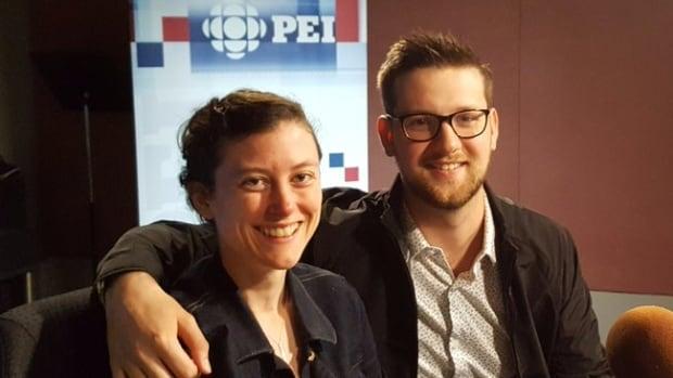 P.E.I. musicians Collette Cheverie (left)  and Zakk Cormier (right) have organized the Celtic Couples concert for Thursday.