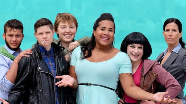 The Switch is a new comedy series launching in August that tells the story of a trans woman's new life in East Vancouver.