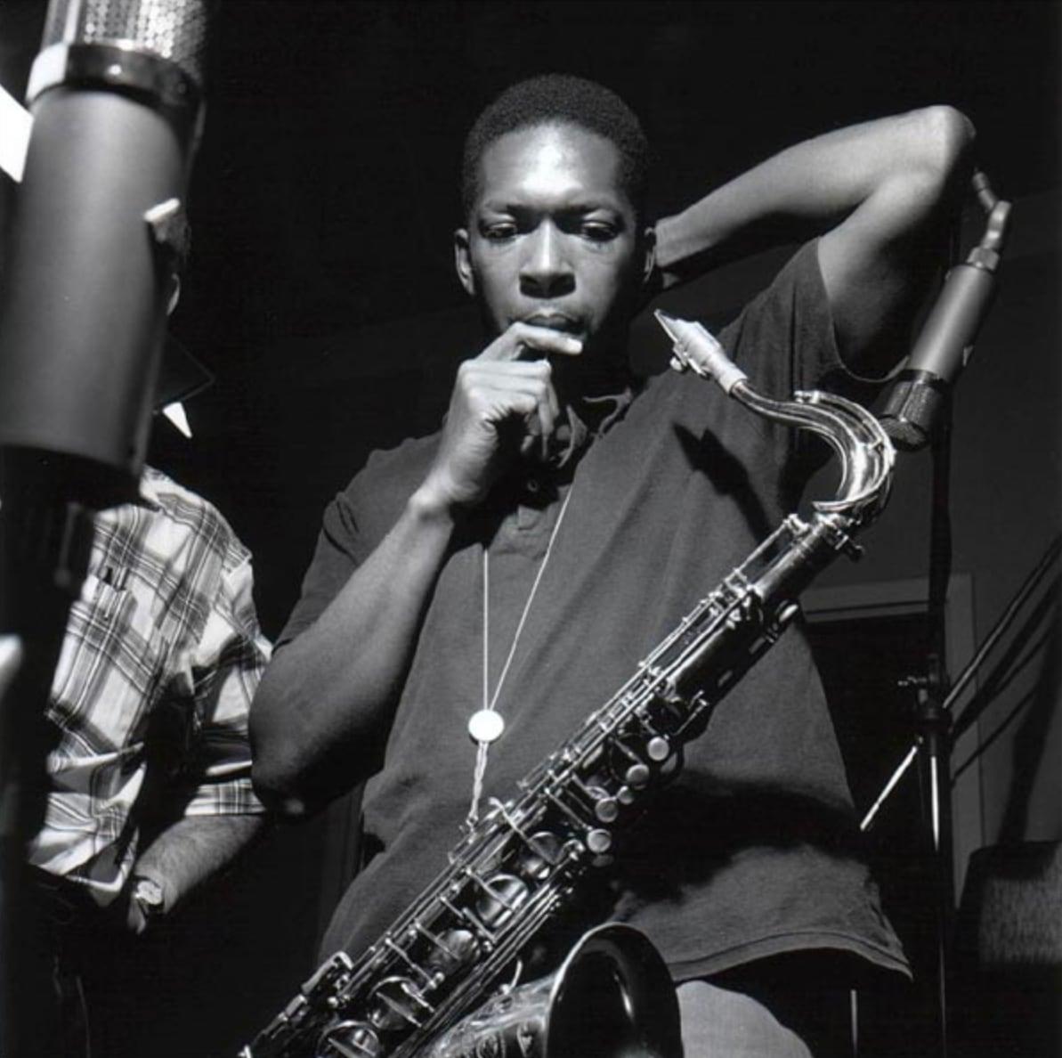John Coltrane ბიოგრაფია