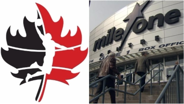 The National Basketball League of Canada has granted a St. John's franchise to one ownership group, while St. John's Sports and Entertainment struck a deal with another for Mile One Centre.