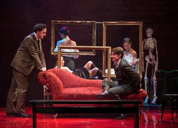 Soulpepper's Of Human Bondage. Vern Thiessen's stage adaptation  New York audiences applauding Soulpepper's 'old-style' repertory theatre, artistic director says – Toronto soulpepper s of human bondage vern thiessen s stage adaptation