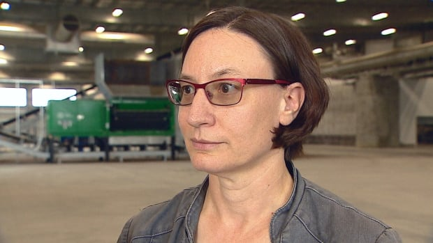 Philippa Wagner, project lead for the city's green cart program, said they expect to divert half of a household's waste from landfills.