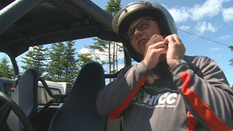 ATV association wants side-by-side users to buckle up