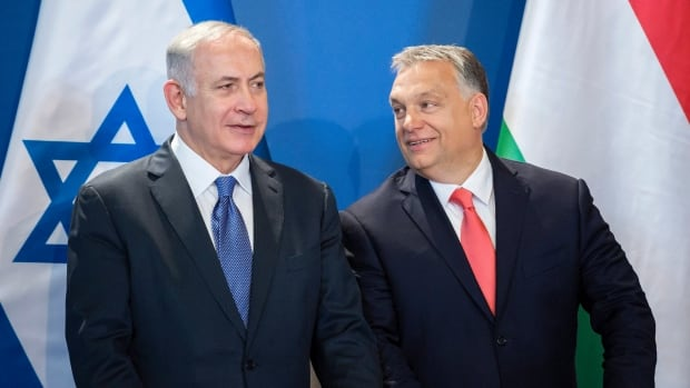 PM Netanyahu thanks Hungary for supporting Jewish state