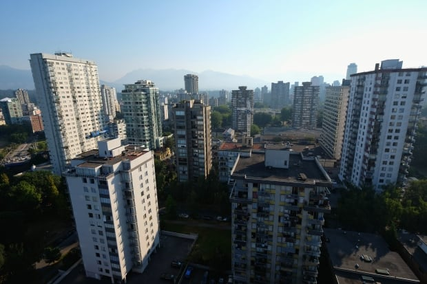 Wildfire smoke triggers Lower Mainland air quality advisory