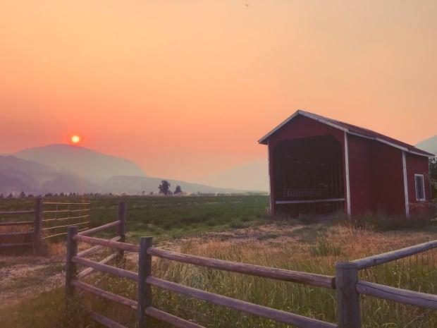 BC wildfires spark Metro Vancouver air quality advisory