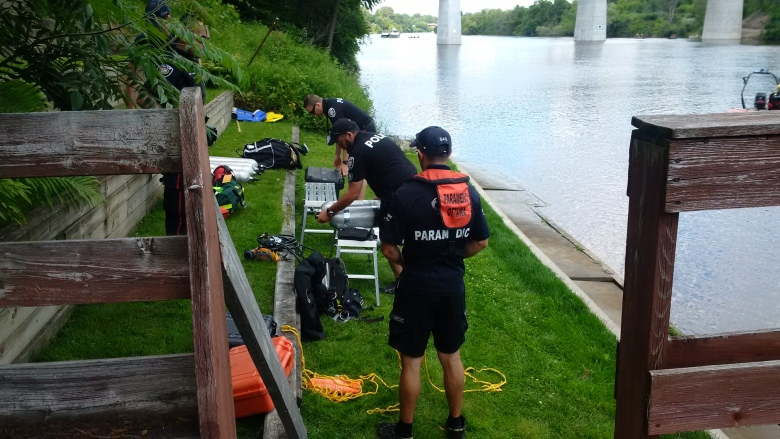 Young man's body pulled from Rideau River after reported
