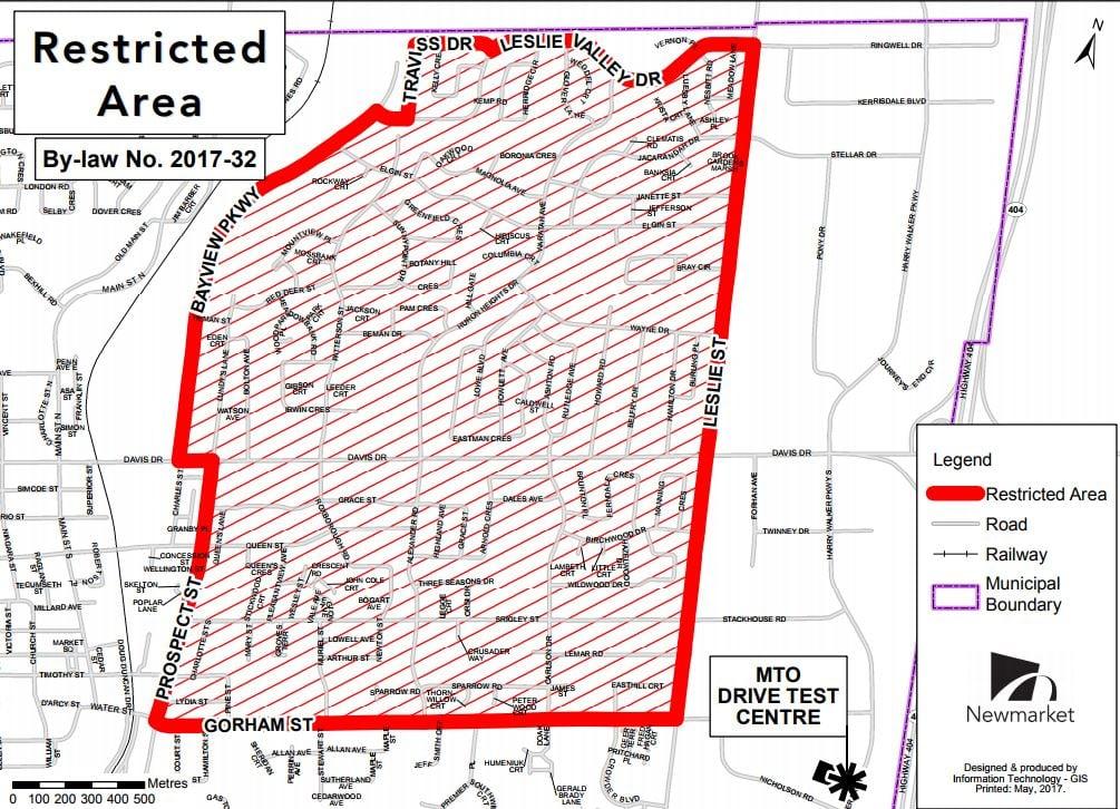 Newmarket Drive Test Centre >> Cbc News Toronto Newmarket Latest Town To Close Drive Test