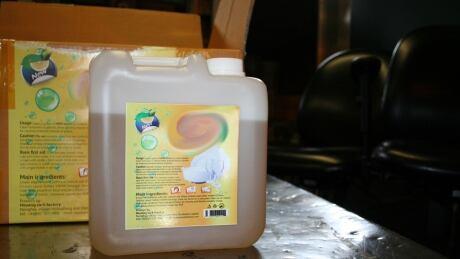 dishwashing liquid drug precursor