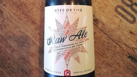 Category 12 raw ale