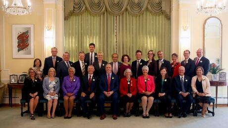 BC Cabinet 20170718