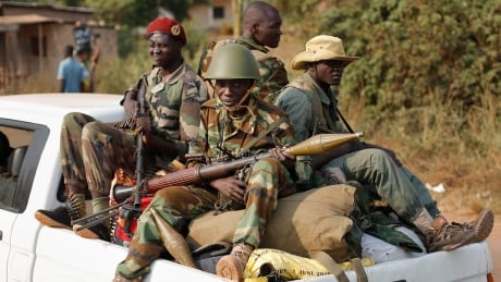Warnings issued as violence returns to Central African Republic