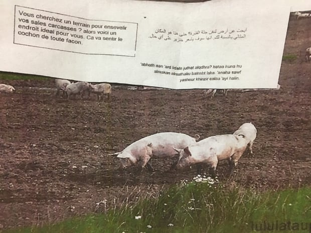 Defaced Qur'an, hateful note sent to Quebec City mosque where January shootings occurred