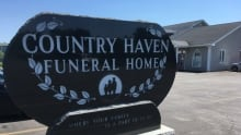 Country Haven Funeral Home in Corner Brook