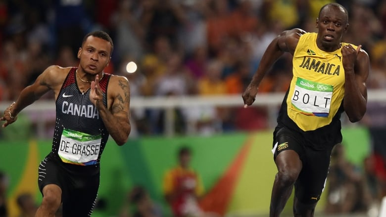Andre De Grasse Booted Out Of 100 M Showdown Against
