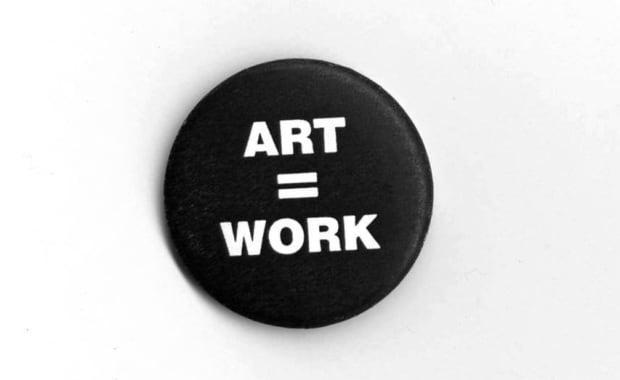 Art = Work