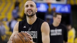 Manu Ginobili returns to Spurs for 16th season